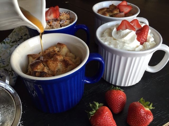 MealMug French Toast With Toppings
