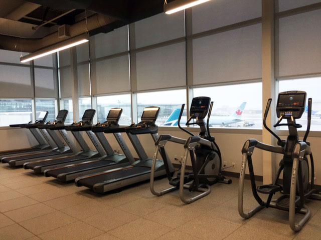 Marriott Fitness Centre