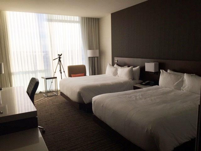 Marriott Concierge Room