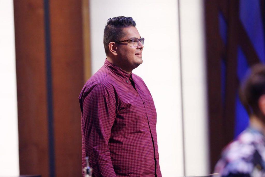 MasterChef Contestant Ali Jadavji