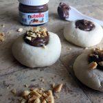 Nutella Shortbread Thumbprint