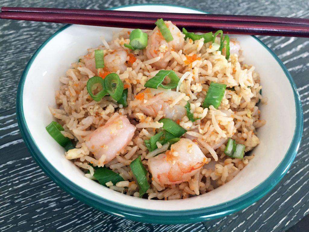 Tobiko Fried Rice