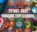Food Mamma Nut Free Snacks