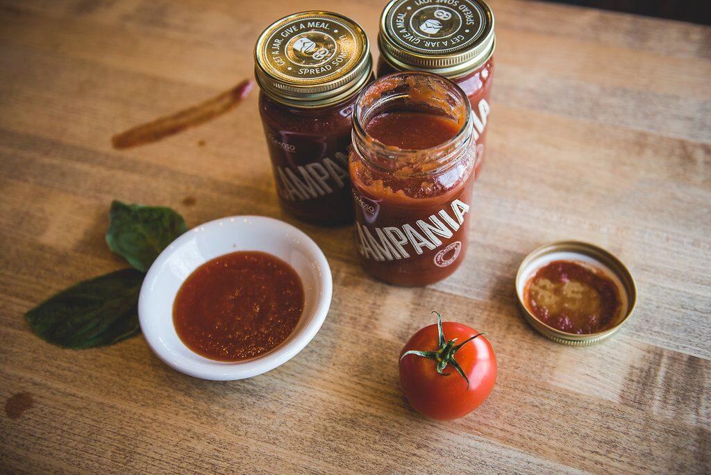 Famoso's Campania Sauce