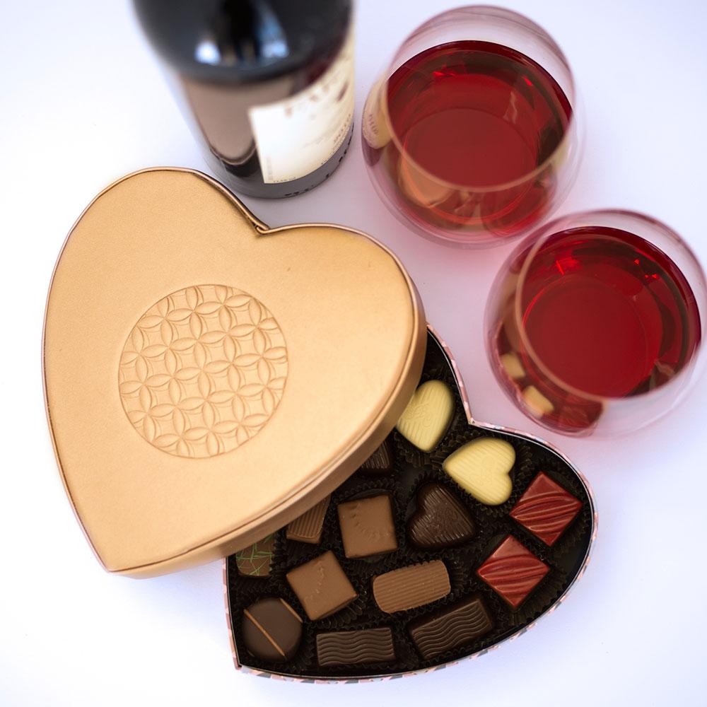 Cococo Rouge Chocolates
