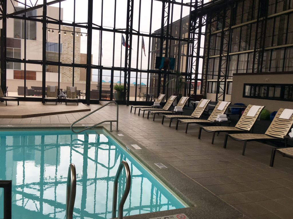 Marriott Pool