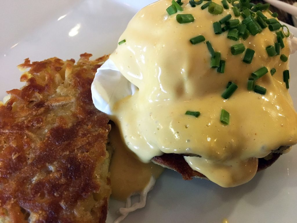 Marriott Eggs Benny