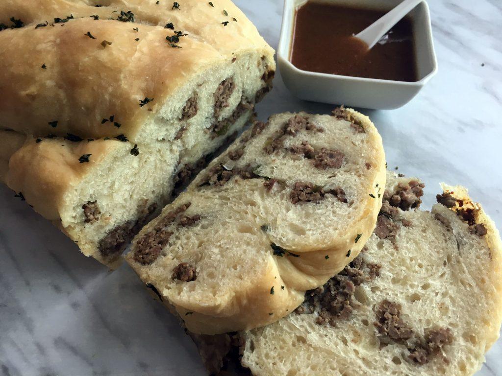 Samosa Bread