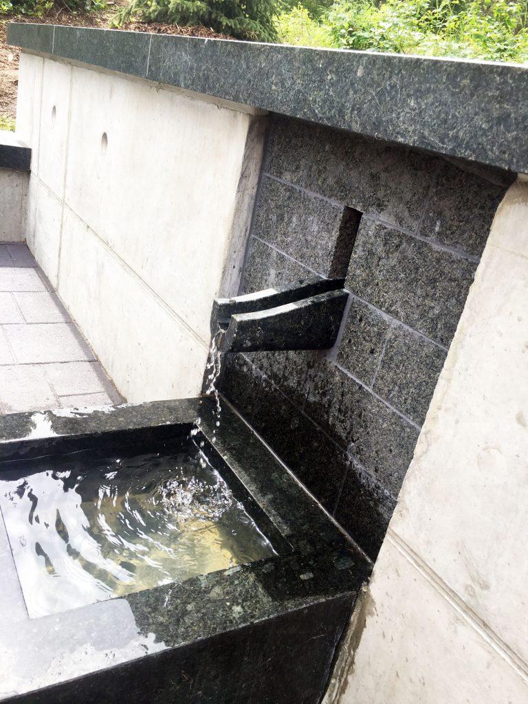 AKGA - Seep Fountain
