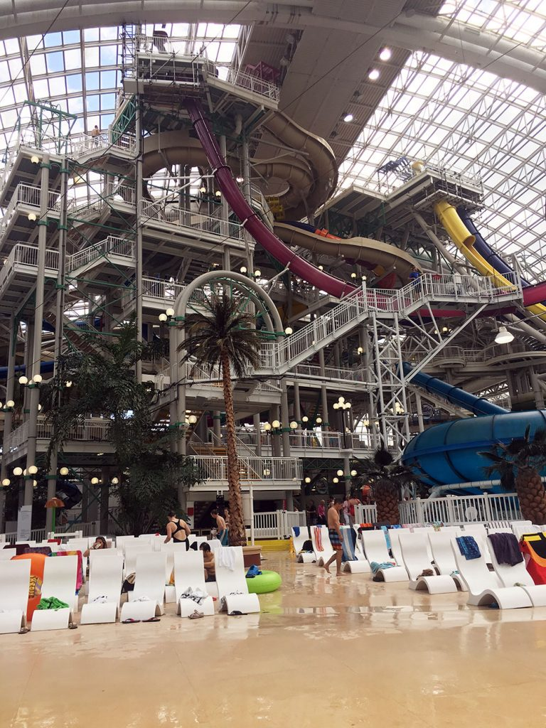West Edmonton Mall - World Waterpark