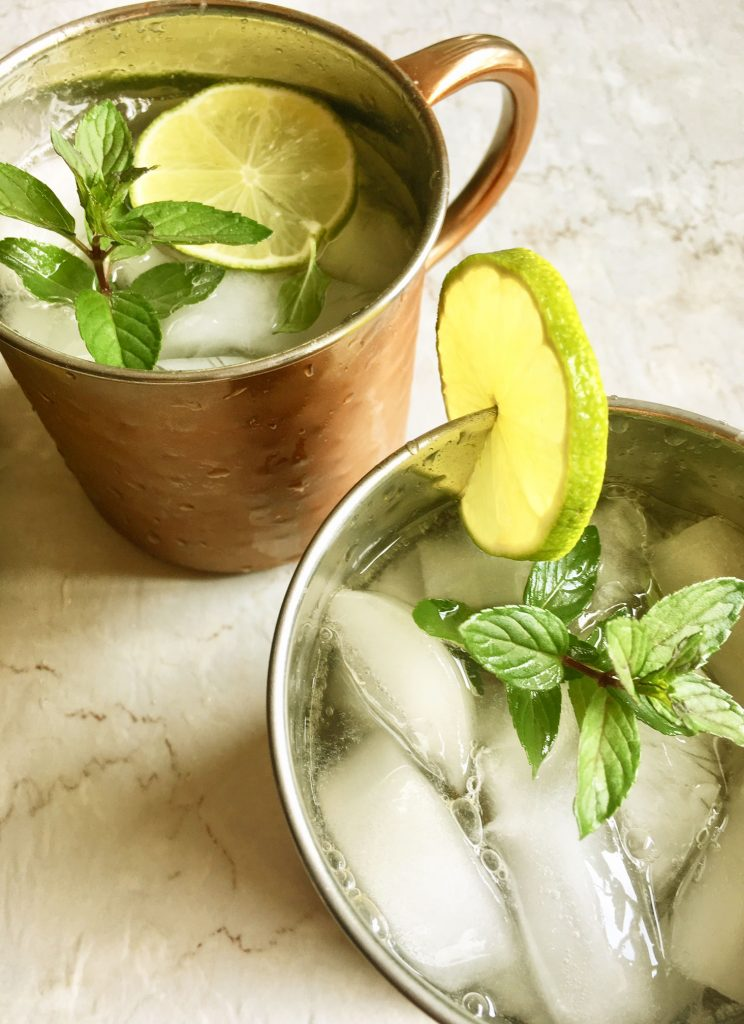 Mocktail Mule