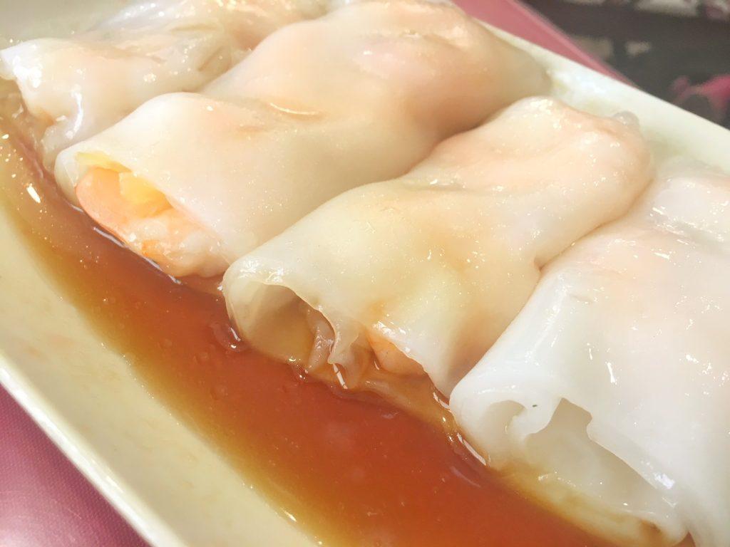 Dim Sum - Shrimp Crepe