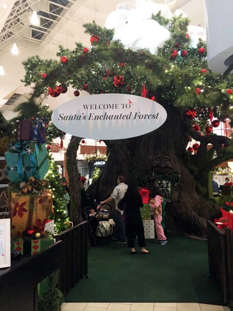 The Holidays at Southcentre Mall
