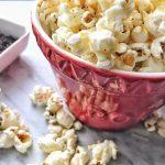 Cacio E Pepe Popcorn