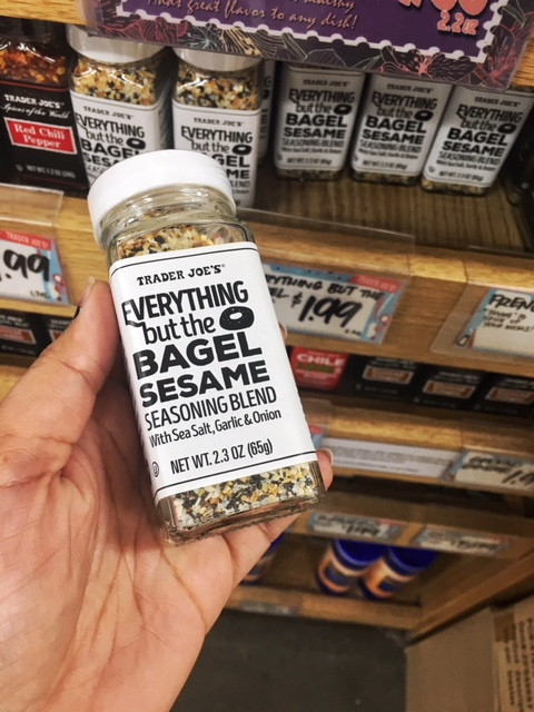 Trader Joe's Bagel Seasoning