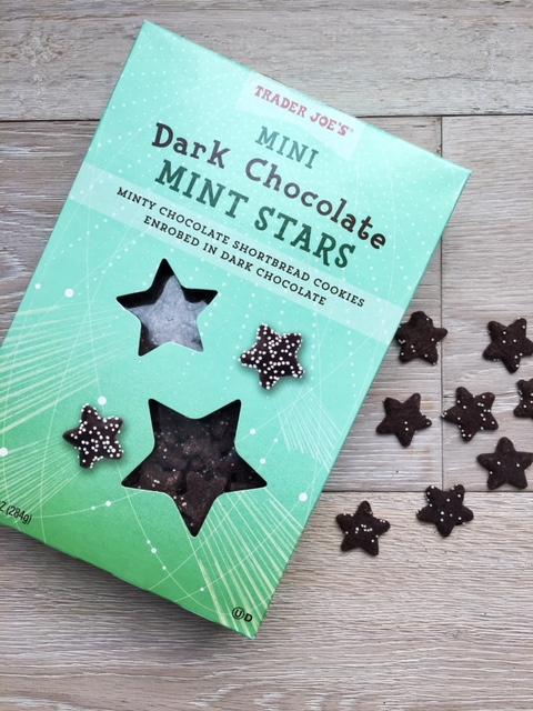 Trader Joe's Mint Stars