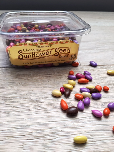 Trader Joe's Chocolate Sunflower Seeds