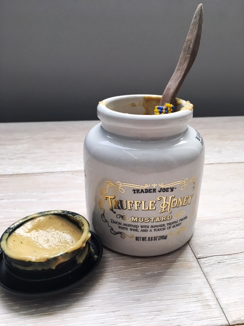 Trader Joe's Truffle Honey Mustard