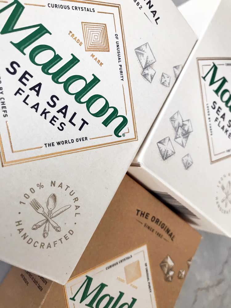London - Maldon Salt