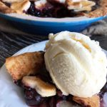Cherry & Almond Pie