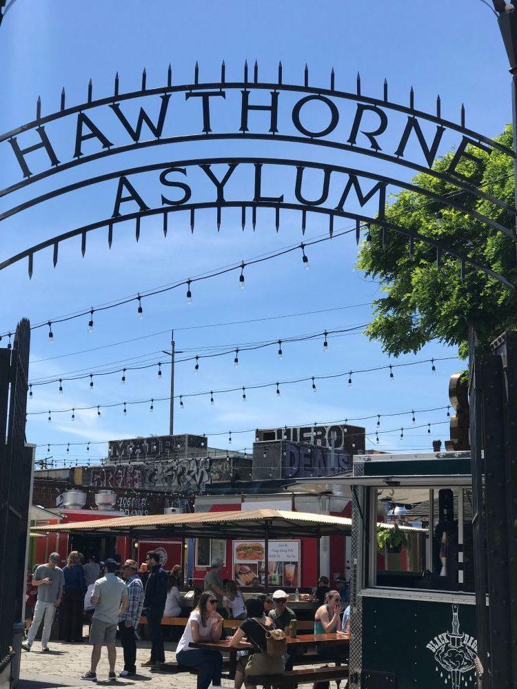 Portland - Hawthorne Asylum
