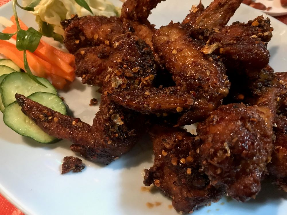Portland - Pok Pok Wings