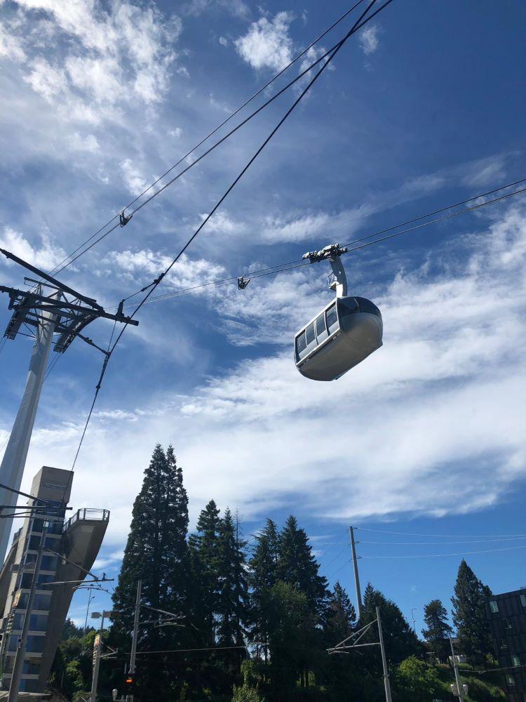 Portland - Aerial Tram