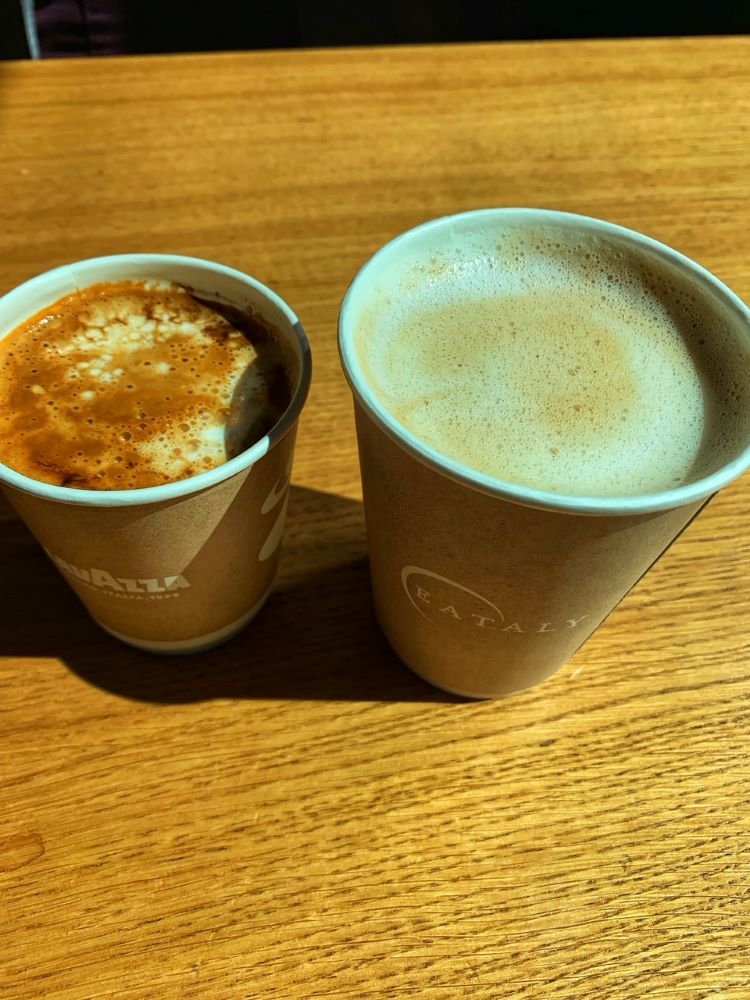 Eataly - Bicerin & Latte