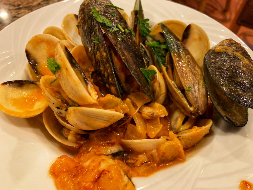 MGM Grand - Clams & Mussels
