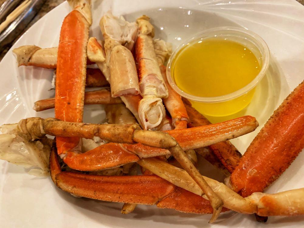 MGM Grand - Crab Legs