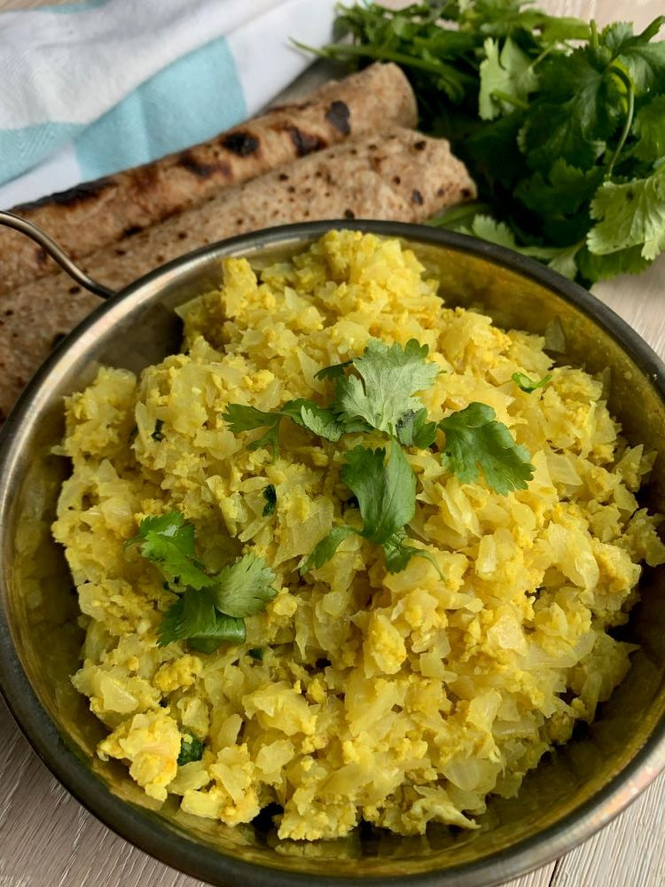 Onion and Egg Curry