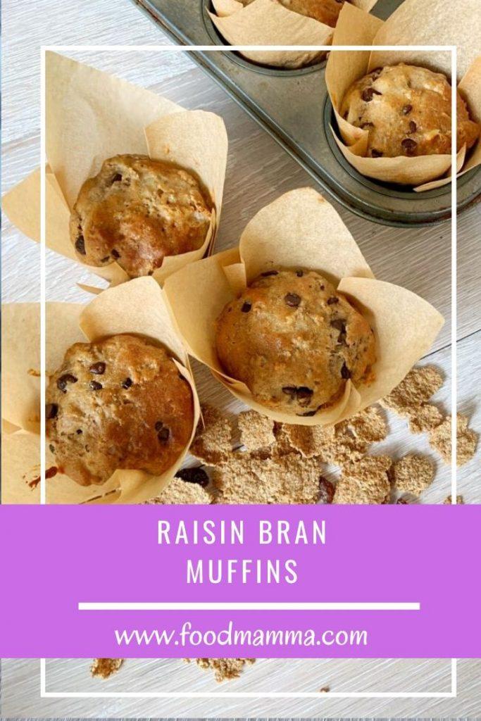 Raisin Bran Muffins