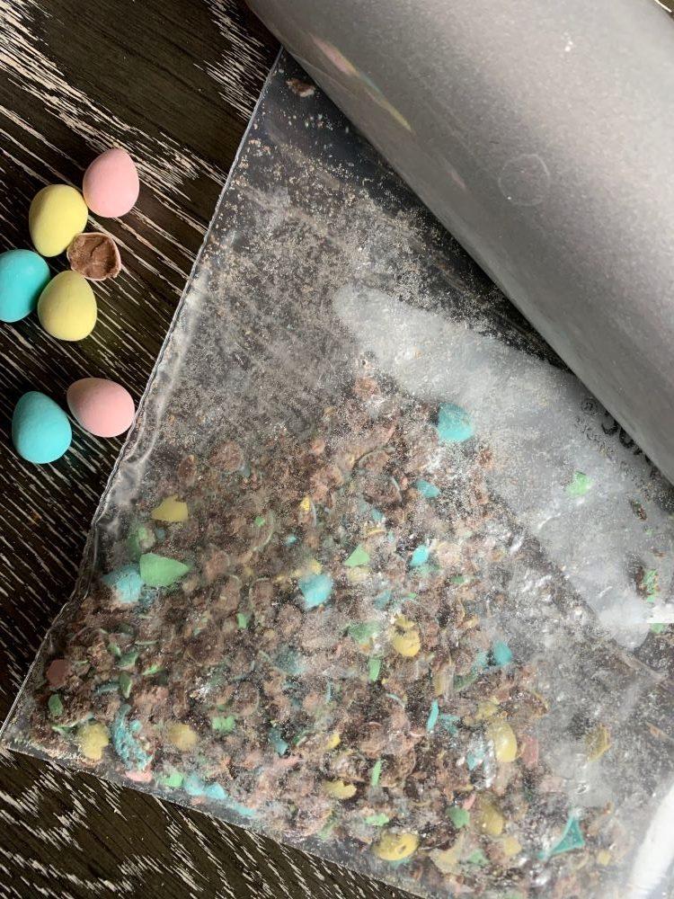 Crushed Mini Eggs