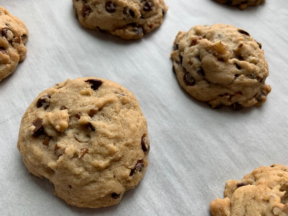 Doubletree Chocolate Chip and Pecan Cookies