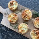 Onion & Feta Tart