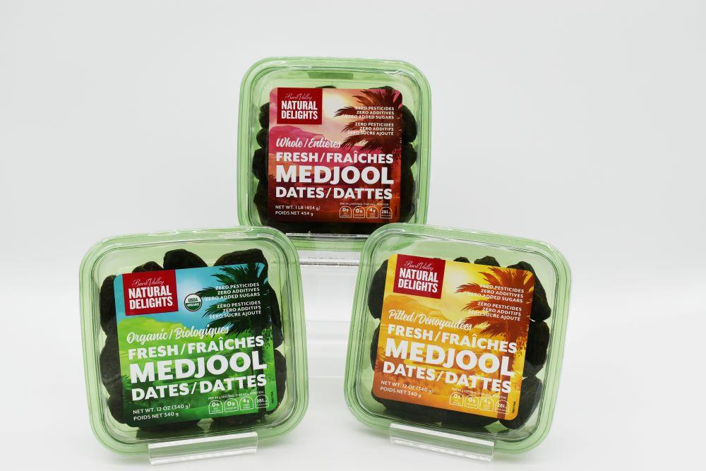 Natural Delights Medjool Dates