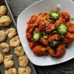 Crispy Gochujang Shrimp