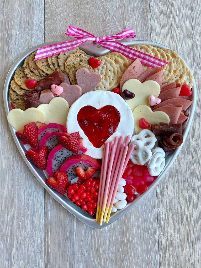 heart charcuterie