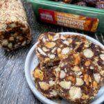 Medjool Date & Almond Log