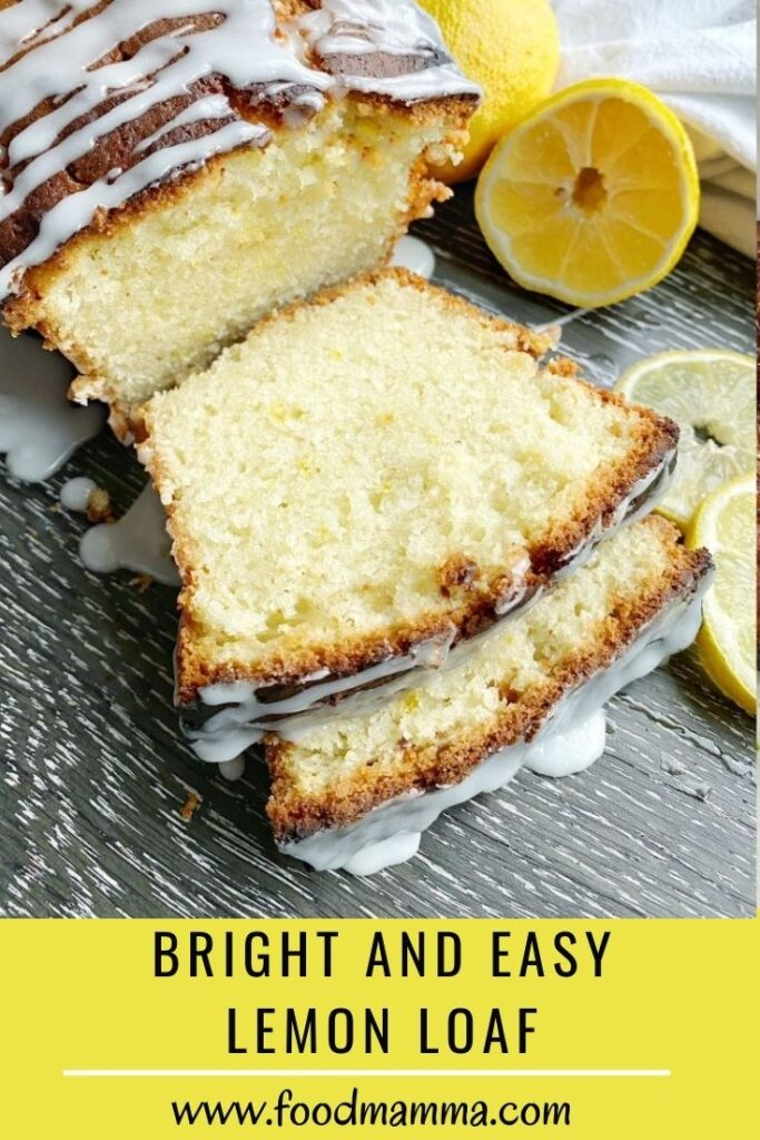 Lemon Loaf Pin