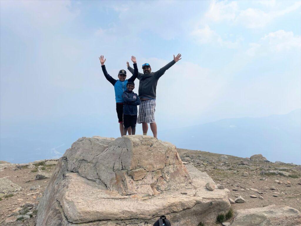 Boys on Summit